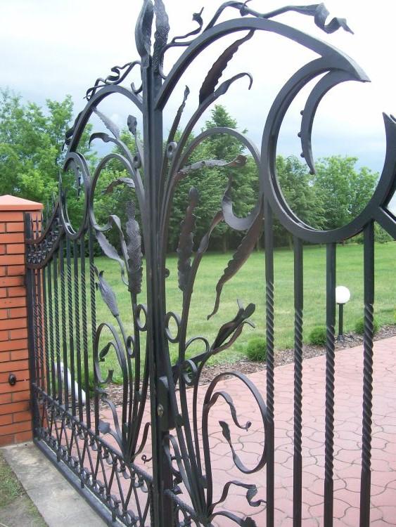 Metal gates - Aux portes du metal ...