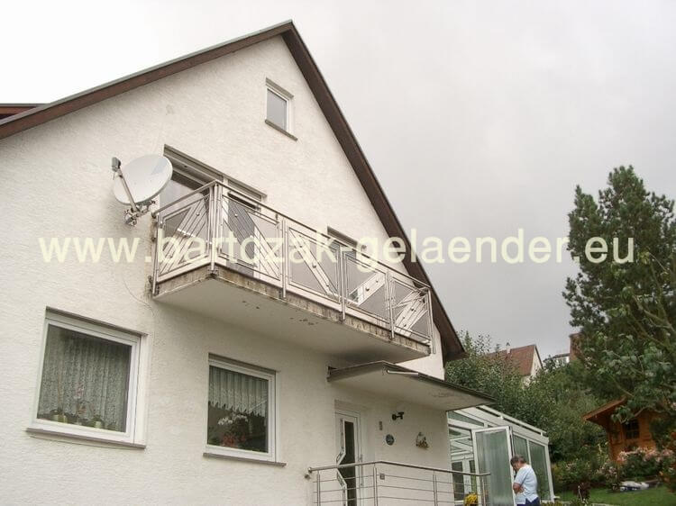 franz sischer balkon verzinkt bartczak gelaender. Black Bedroom Furniture Sets. Home Design Ideas