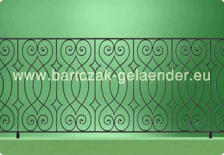 franz sischer balkon bartczak gelaender. Black Bedroom Furniture Sets. Home Design Ideas
