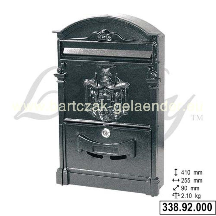 briefkasten bartczak gelaender. Black Bedroom Furniture Sets. Home Design Ideas