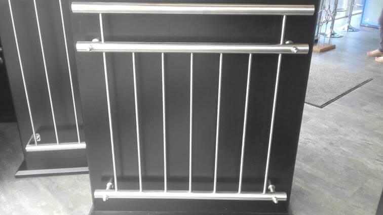 franz sischer balkon edelstahl glas verzinkt pulverbeschichtet anthrazit aus polen. Black Bedroom Furniture Sets. Home Design Ideas