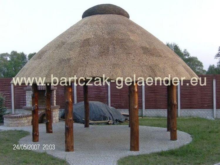 Garten holzpavillon aus polen geschlossen als bausatz - Holzpavillon aus polen ...