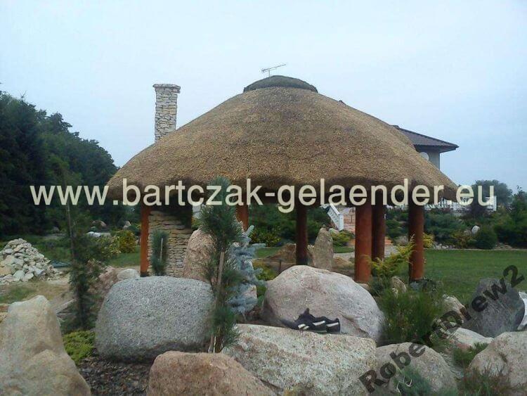 Garten holzpavillon aus polen geschlossen als bausatz selber bauen bartczak gelaender - Holzpavillon garten ...
