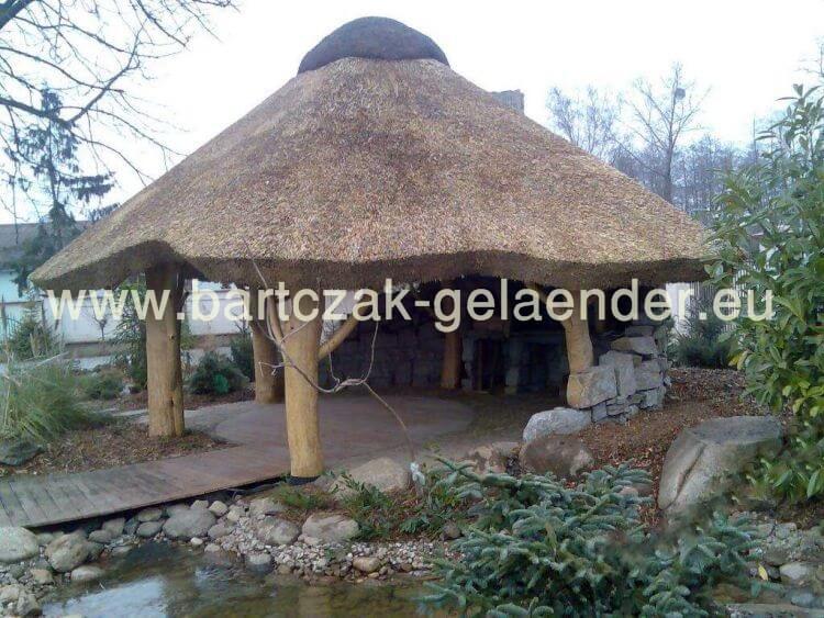 gartenpavillon holz gartenlaube geschlossen metall glas bartczak gelaender. Black Bedroom Furniture Sets. Home Design Ideas