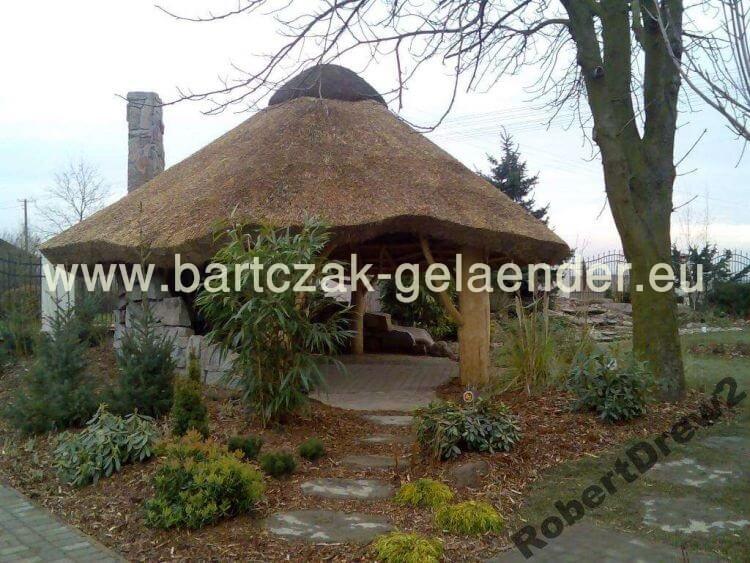 Garten holzpavillon als bausatz selber bauen bartczak gelaender - Holzpavillon garten ...
