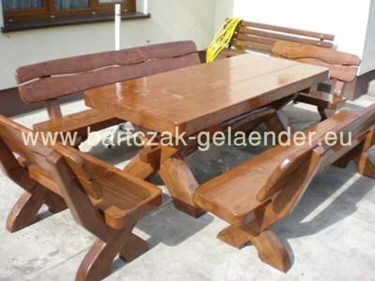 gartenm bel set holz g nstig preise bartczak. Black Bedroom Furniture Sets. Home Design Ideas