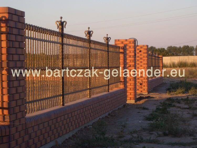 gartenzaune metall edelstahl verzinkt pulverbeschichten With französischer balkon mit günstige gartenzäune aus polen