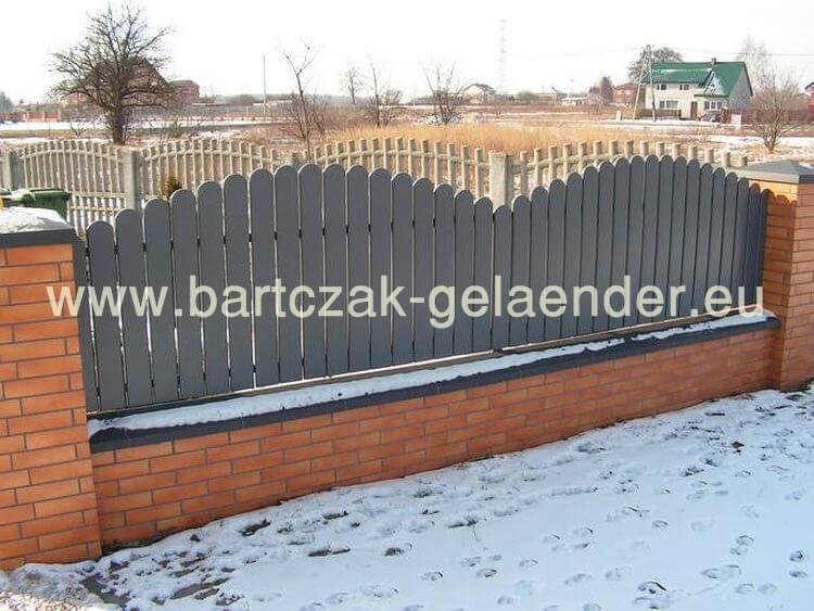 Gartenz une sichtschutz sichtschutzzaun holz metall selber - Holzpavillon aus polen ...