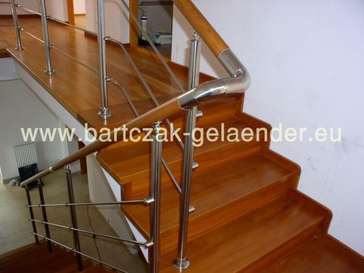 Treppengeländer Holz Bausatz ~ Geländersysteme Aus Edelstahl Pictures to pin on Pinterest