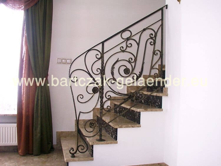 metallgel nder au en innen verzinkt f r treppen balkon. Black Bedroom Furniture Sets. Home Design Ideas