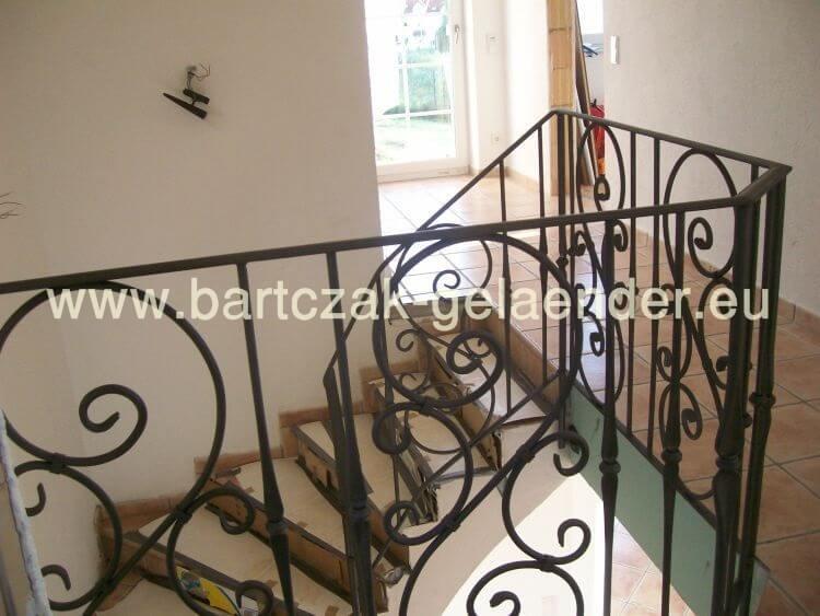 metallgel nder treppe balkon au en innen verzinkt selber. Black Bedroom Furniture Sets. Home Design Ideas