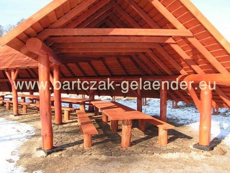 Gartenpavillon Mit Reetdach, Gartenpavillon Holz Reetdach ... Gartenlaube Aus Holz Gartenpavillon