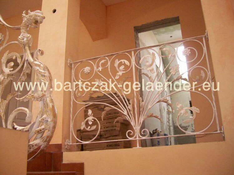 Schmiedeeisen Gelander Teile Modern Antik Aussen Innen