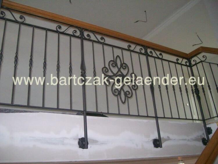 Super Treppengeländer Edelstahl - Treppengeländer Glas | Bartczak-Gelaender HS02
