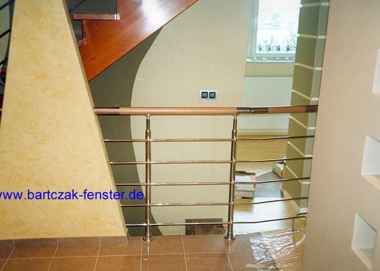 Treppengeländer Holz Bausatz ~ Treppengeländer Holz Edelstahl 19 Treppengeländer Holz Edelstahl 20